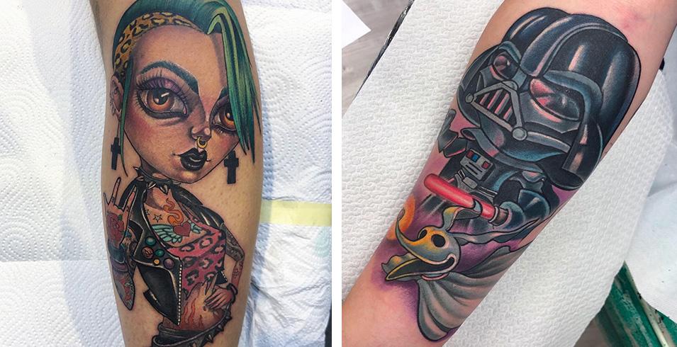 Artistes-Tatoueurs-Besancon-Tattoo-Show-Convention-tatouage-2020-AlessiaBikiniBottom - Bikini Bottom - Italie-1