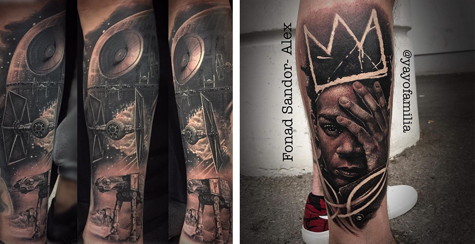 Artistes-Tatoueurs-Besancon-Tattoo-Show-Convention-tatouage-2020-Alex - Perfectline Tattoo Parlor - France-1