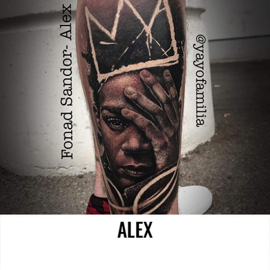 Artistes-Tatoueurs-Besancon-Tattoo-Show-Convention-tatouage-2020-VG-Alex - Perfectline Tattoo Parlor - France-3