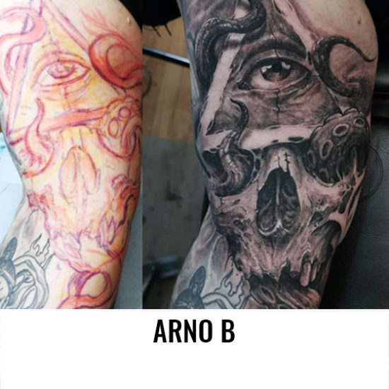 Artistes-Tatoueurs-Besancon-Tattoo-Show-Convention-tatouage-2020-VG-Arno B - Dark Experience - France-3