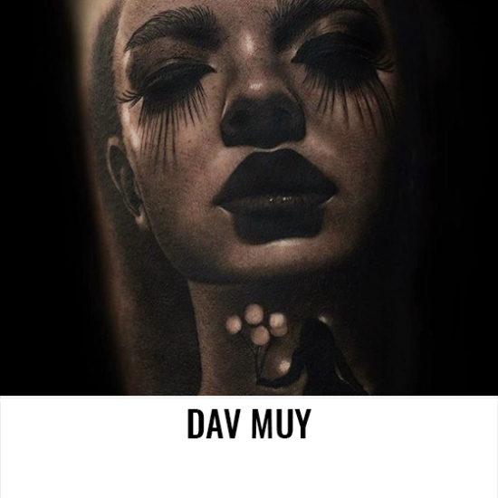 Dav Muy - Muyayotattoo - Espagne-Artistes-Tatoueurs-Besancon-Tattoo-Show-Convention-tatouage-2020-VG-