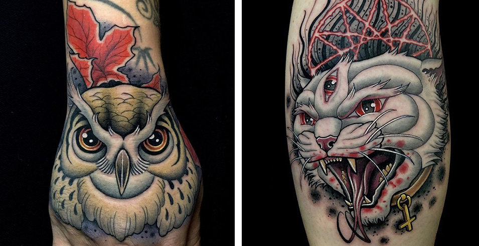 Dino Nevroz - Dynam'ink - France-Artistes-Tatoueurs-Besancon-Tattoo-Show-Convention-tatouage-2020-