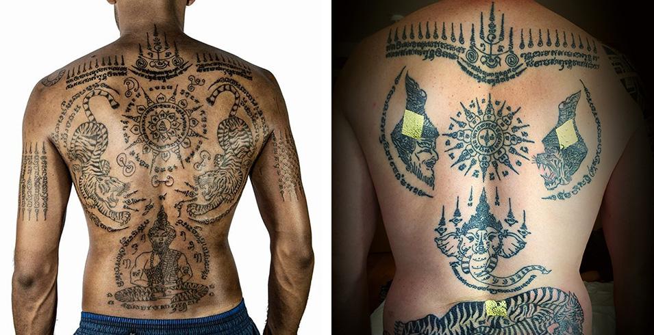Artistes-Tatoueurs-Besancon-Tattoo-Show-Convention-tatouage-2020-Ajarn Matthieu - Thai Sacred Tatoos - Thaïlande