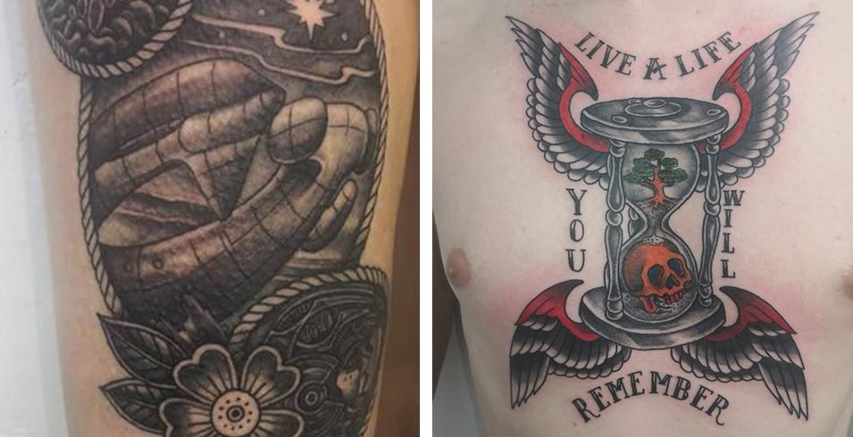Artistes-Tatoueurs-Besancon-Tattoo-Show-Convention-tatouage-2020-Andrea Schiavon - Tattoo Moon - Espagne