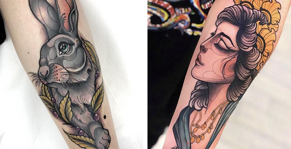Artistes-Tatoueurs-Besancon-Tattoo-Show-Convention-tatouage-2020-Clarissa Liuk - Bloody Anvil Tattoo Roma - Italie
