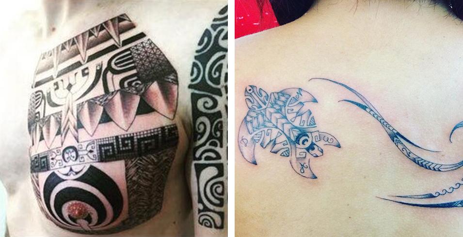 Artistes-Tatoueurs-Besancon-Tattoo-Show-Convention-tatouage-2020-Ioane - Mana Maori Art Tatau - France