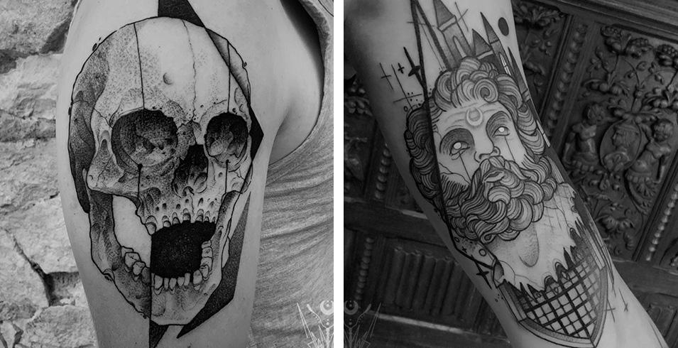 Artistes-Tatoueurs-Besancon-Tattoo-Show-Convention-tatouage-2020-Jeancre Noir - The Wild Claw - Belgique