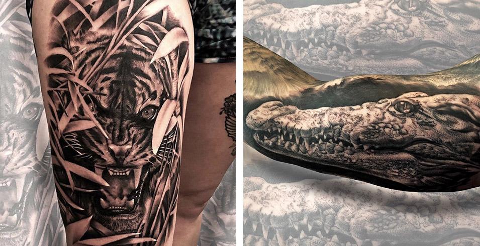 Artistes-Tatoueurs-Besancon-Tattoo-Show-Convention-tatouage-2020-Jf - Lm Tattoo Street Shop - France