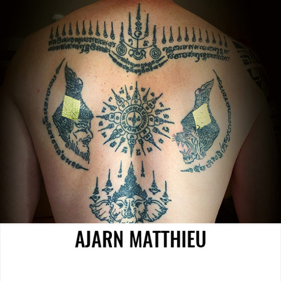 Artistes-Tatoueurs-Besancon-Tattoo-Show-Convention-tatouage-2020-VG-Ajarn Matthieu - Thai Sacred Tatoos - Thaïlande