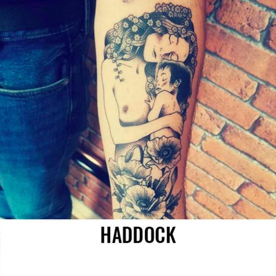 Artistes-Tatoueurs-Besancon-Tattoo-Show-Convention-tatouage-2020-VG-Haddock - Les Imprimeurs - France