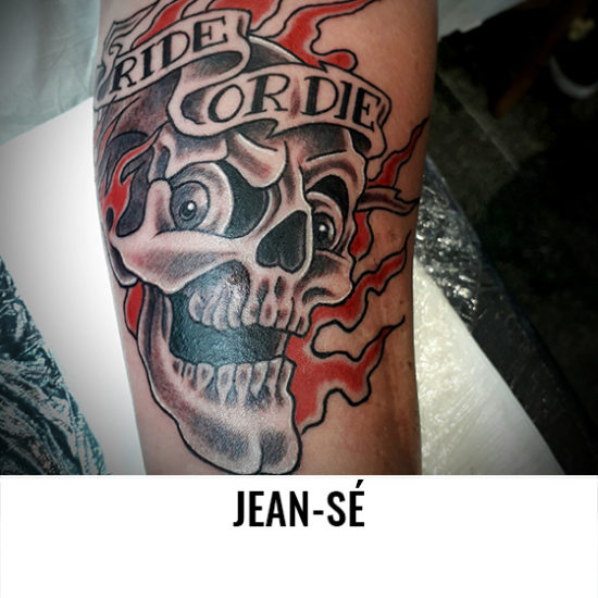 Artistes-Tatoueurs-Besancon-Tattoo-Show-Convention-tatouage-2020-VG-Jean-Sé - Powerderm'Ink Tattoo - France