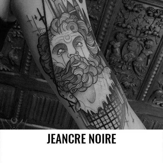 Artistes-Tatoueurs-Besancon-Tattoo-Show-Convention-tatouage-2020-VG-Jeancre Noir - The Wild Claw - Belgique