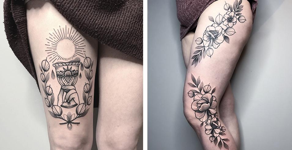 Gomes - Black Side Tattoo - France-Artistes-Tatoueurs-Besancon-Tattoo-Show-Convention-tatouage-2020-